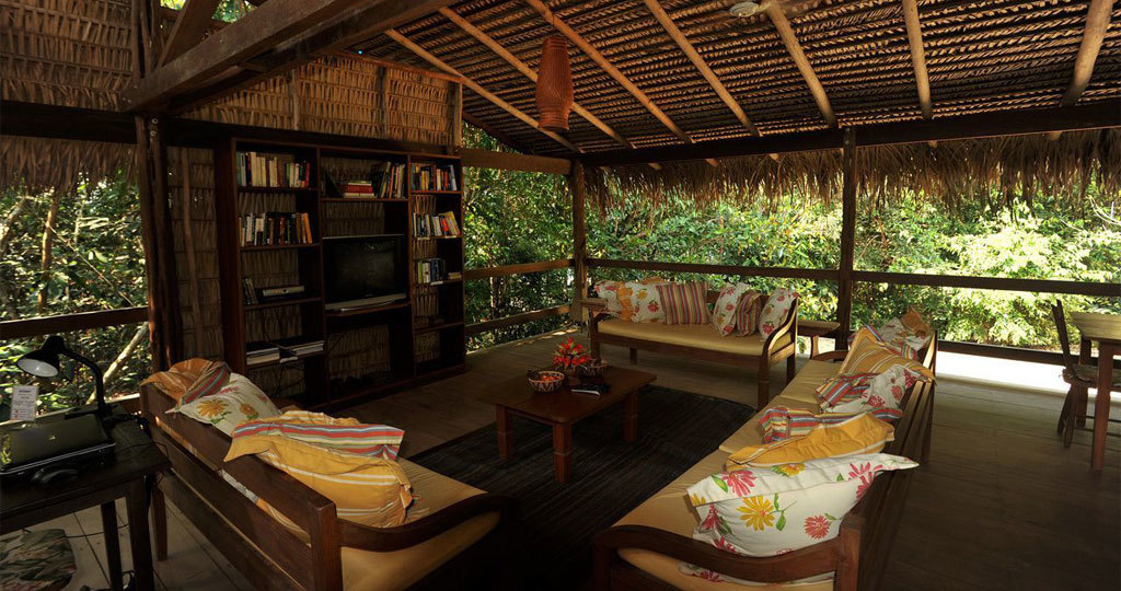 Anavilhanas Jungle Lodge - Amazon - Brazil