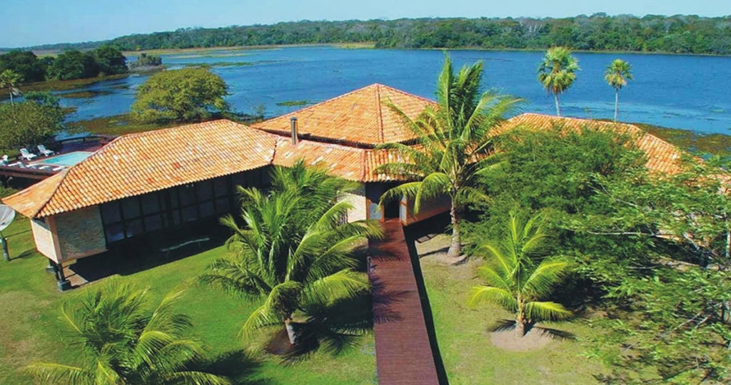 Caiman Lodge - Pantanal - Brazil
