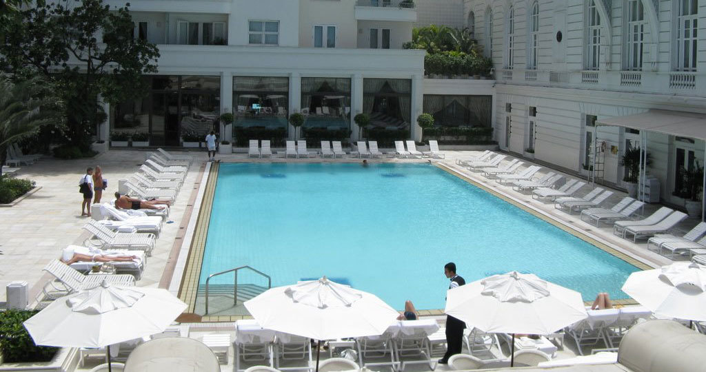 Copacabana Palace Hotel - Copacabana - Rio de Janeiro - Brazil