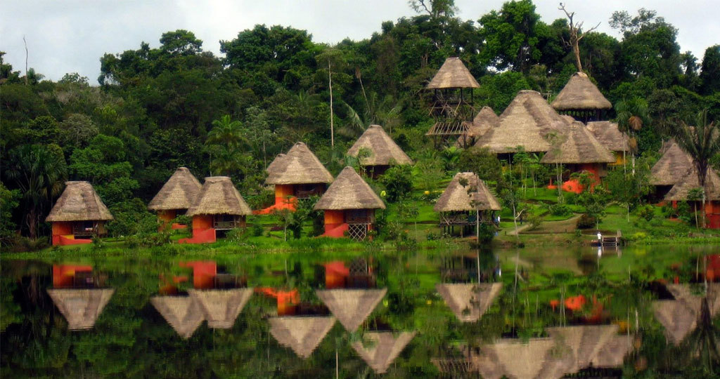 Eco Park Jungle Lodge - Amazon - Brazil