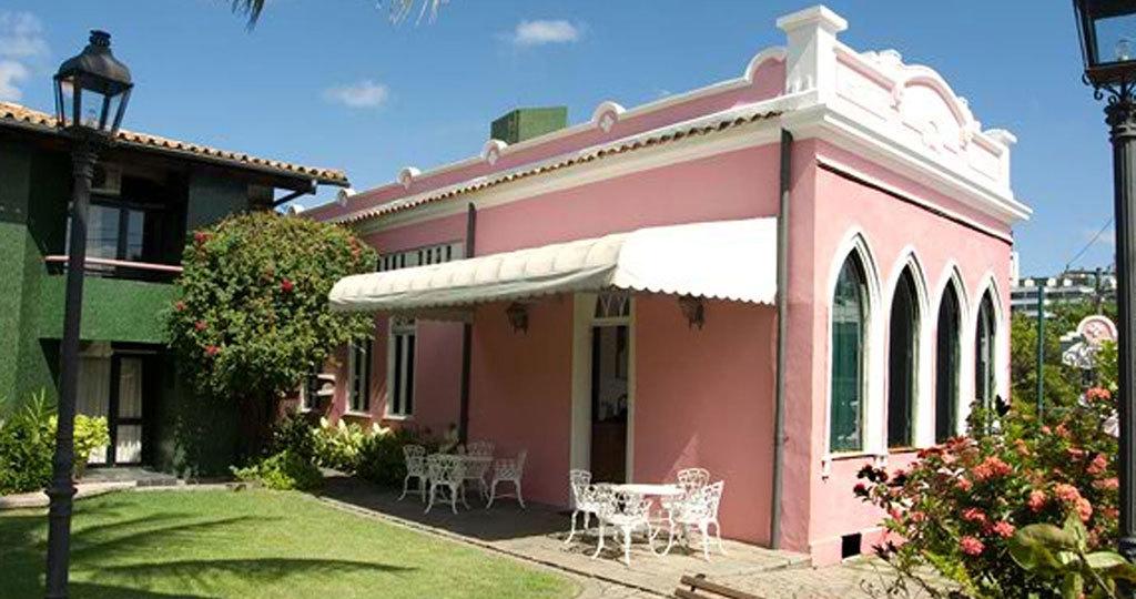 Hotel Catharina Paraguacu