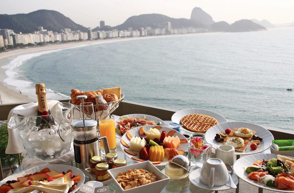 Hotel Sofitel - Copacabana - Rio de Janeiro - Brazil