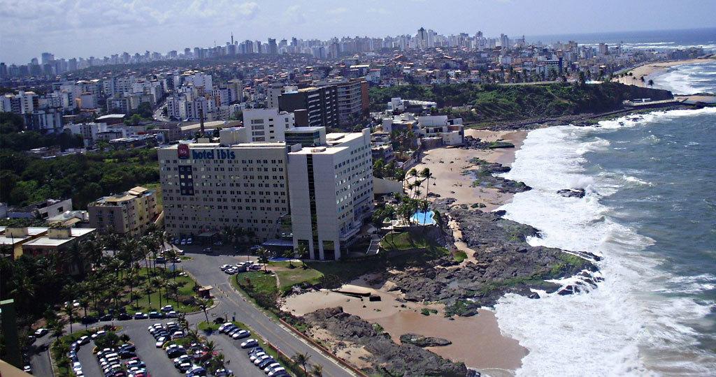 Ibis Salvador Hotel - Salvador - Bahia - Brazil