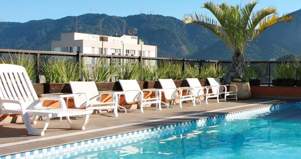 Ipanema Plaza Hotel - Ipanema - Rio de Janeiro - Brazil