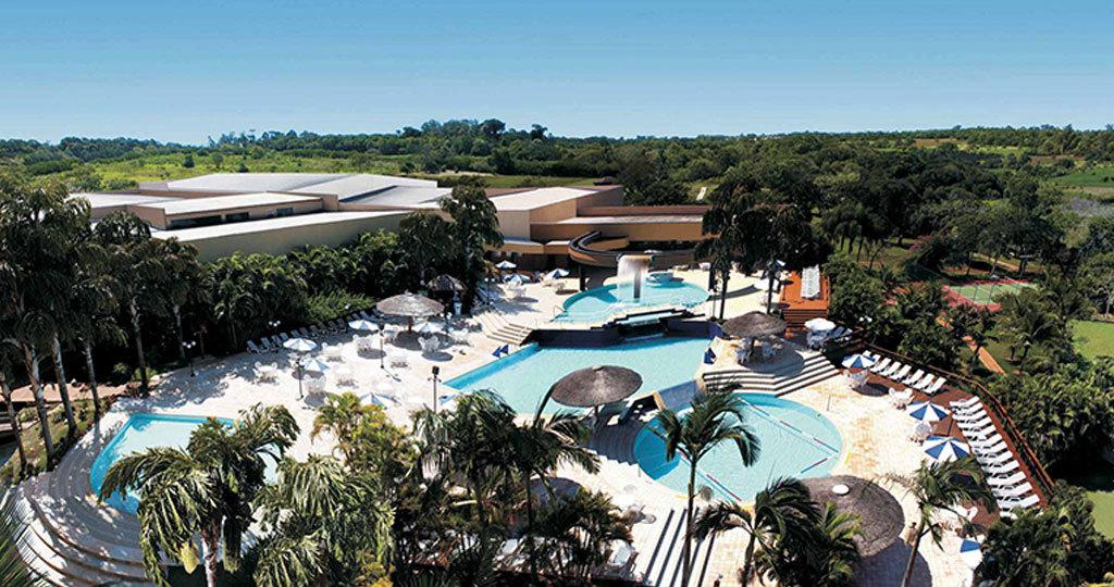Mabu Thermas and Resort - Iguassu Falls - Brazil