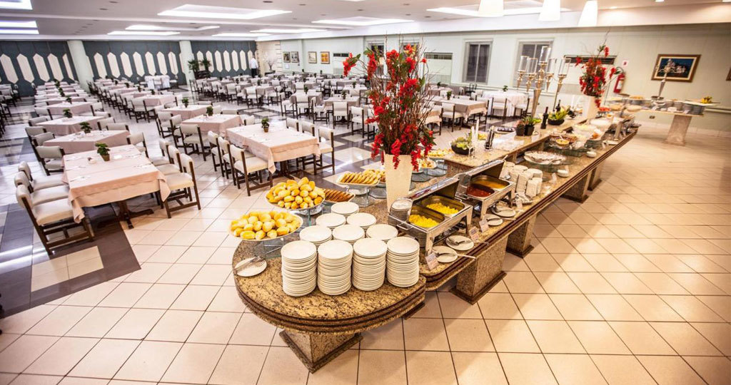 Rafain Palace Hotel - Iguassu Falls - Brazil