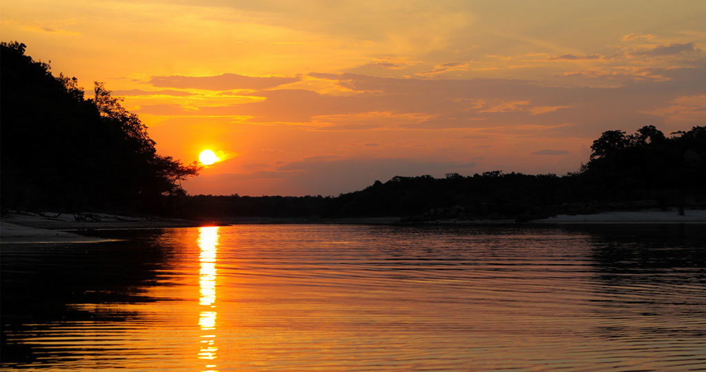 Amazon boat lodge - Brazil