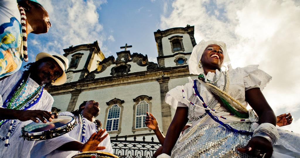 Culture - Salvador - Bahia - Brazil