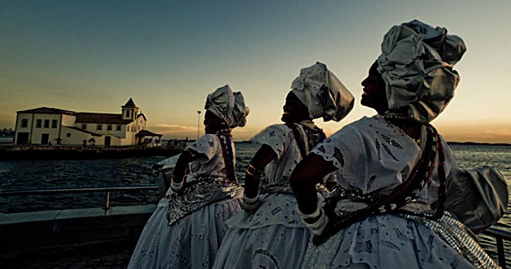 Baianas - Salvador - Bahia - Brazil