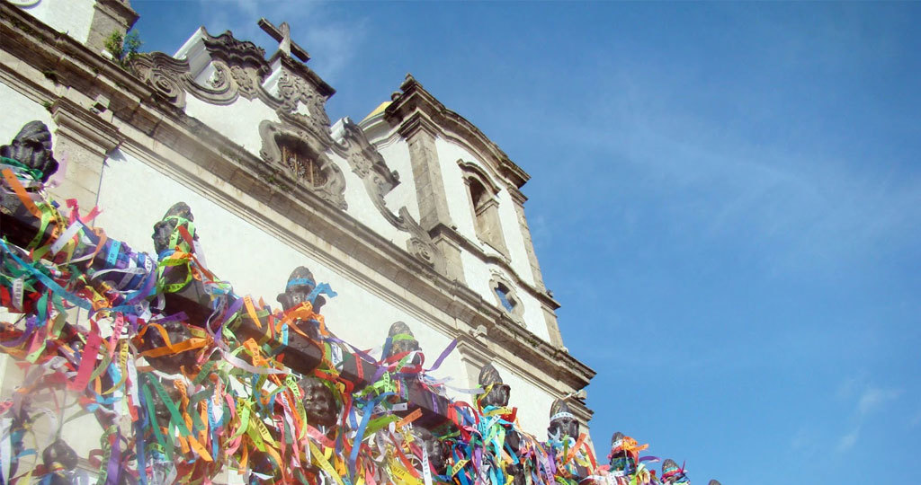 Bonfim Church - Salvador - Bahia - Brazil
