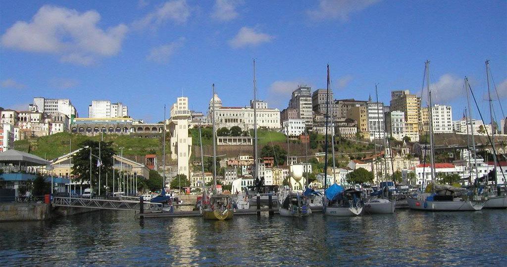 Cidade Baixa - Salvador - Bahia - Brazil