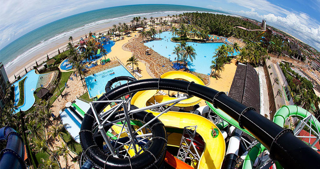 Beach Park - Fortaleza - Ceara - Brazil