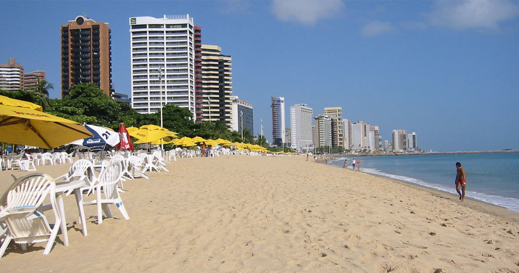 Future Beach - Fortaleza - Ceara - Brazil