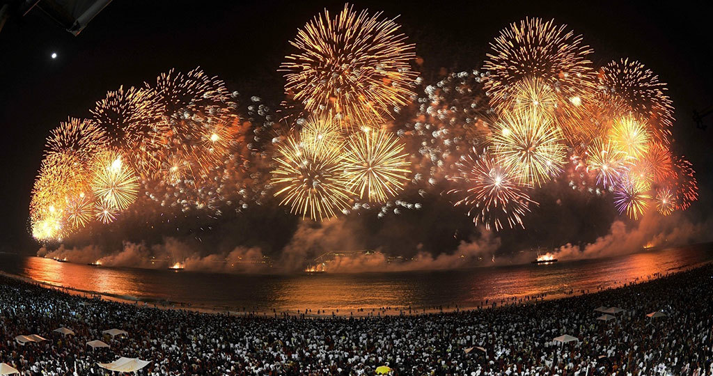 Rio de Janeiro New Year - Brazil