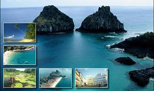 Brazil Vacation Package - Highlights 2 - Rio de Janeiro, Bahia, Fernando de Noronha and Amazon (21N)