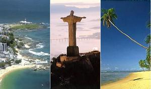 Brazil Travel Package - Highlights 4 - Rio de Janeiro, Bahia and Iguassu Falls (8N)