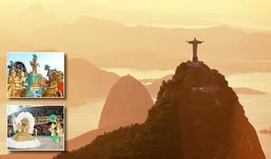Brazil Travel Package - Rio de Janeiro Carnival (5N)