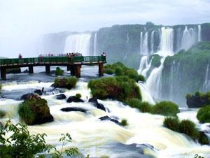 Argentina Vacation Package - Iguassu Falls (3N)