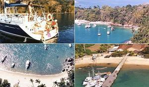 Brazil Travel Package - Sailboat Charter (6N)