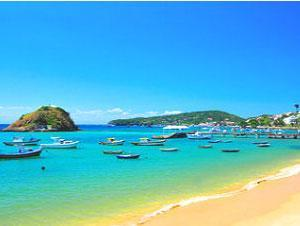 Brazil Vacation Package - Buzios New Year's Party (5N)