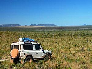 Brazil Vacation Package - Jalapao Adventure Off-Road (6N)