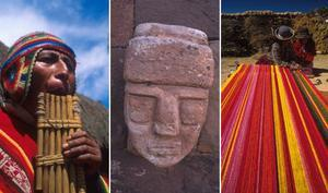 Bolivia Vacation Package - Highlights 2 - La Paz, Sucre and Potosi (7N)