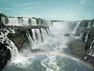 Brazil Group Travel Package #3 - Rio de Janeiro - Iguassu Falls  (7 Nights)