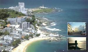 Brazil Vacation Package - Salvador Culture and Sightseeing (2N)