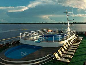 Brazil Travel Package - Amazon Iberostar River Cruise (4N)