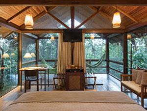 Brazil Travel Package - Amazon Wildlife - Uacari and Anavilhanas Jungle Lodges (7N)