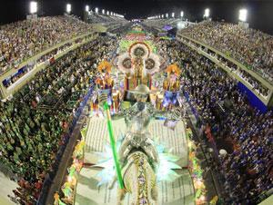 Brazil Travel Package - Bahia Carnival (9N)