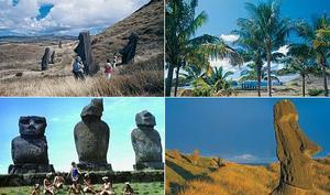 Chile Vacation Package - Easter Island and Volcanoes (4N)