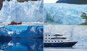 Chile Vacation Package - Southern Patagonia Glaciers Cruise (7N)