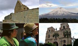 Ecuador Vacation Package - Volcanoes and Coast (3N)