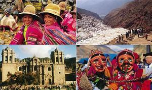 Peru Group Travel Package  #3 - Lima - Chiclayo (5N)