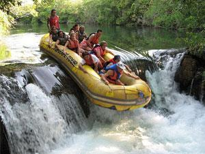 Southern Brazil Travel Package - Adventure and Rafting (4N)