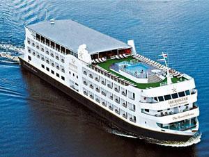 Top Brazil Cruises