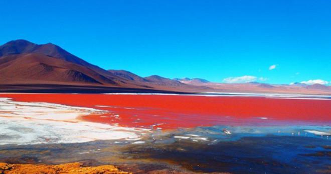 Caguna Colorada - Solar del Uyuni - Bolivia