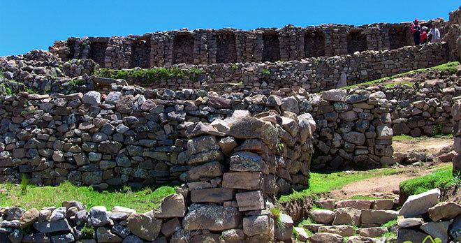 Lake Titicaca - Isla del Sol - Bolivia