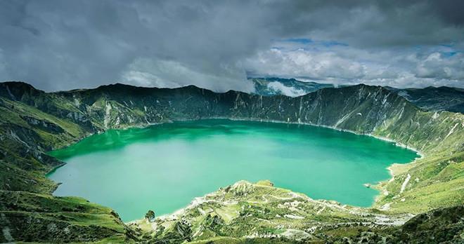 Quilotoa Crater - Ecuador