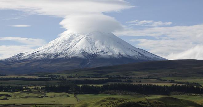 Volcano - Cotopaxi - Ecuador