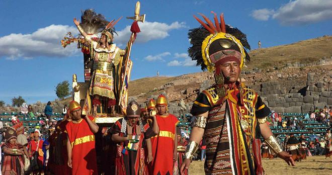 Inti Raymi Fiesta del Sol - Cuzco - Peru