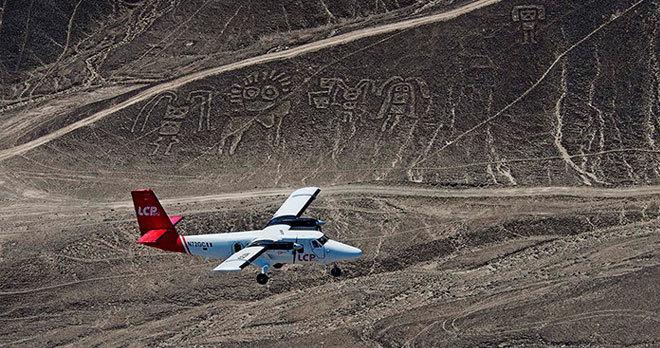 Nazca Lines - Nazca - Peru