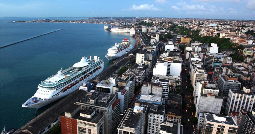 Cruise - Salvador - Bahia - Brazil