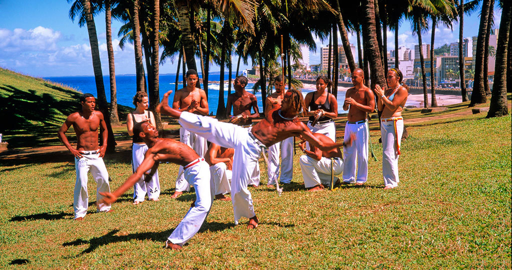 Capoeira - Salvador - Bahia - Brazil