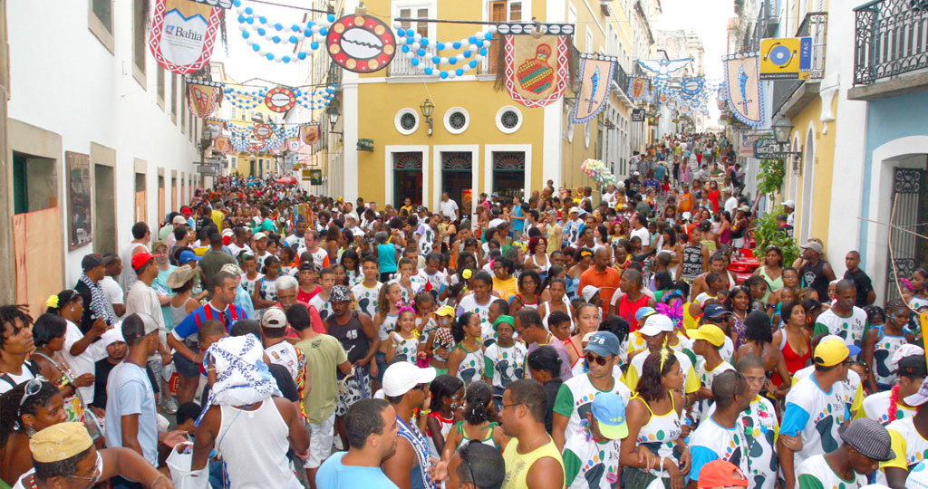 Bahia Carnival Travel Vacation Package (5N)