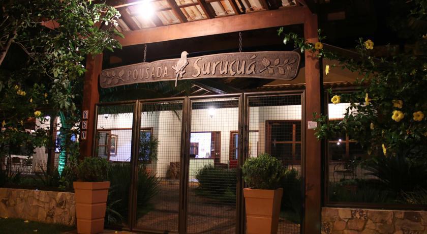 Pousada Surucua - Bonito - Pantanal