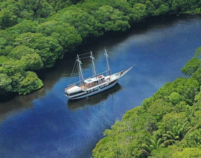 Anavilhanas Jungle Lodge Tours - Anavilhanas Archipelago