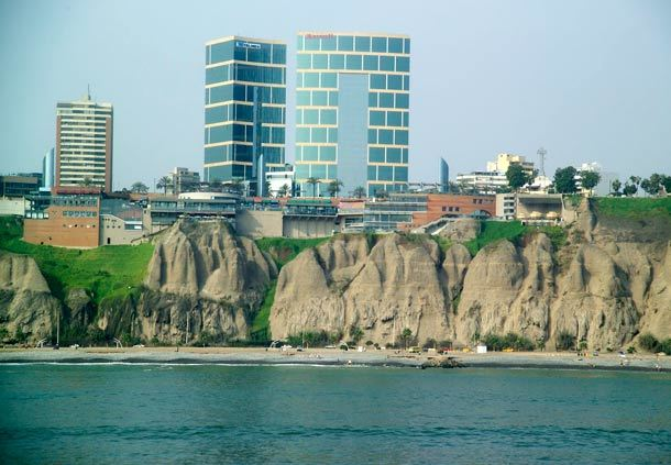JW Marriott Hotel and Stellaris Casino - Lima, Peru