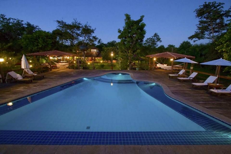 Hotel Santa Esmeralda - Pantanal - Brazil